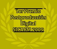 Premio Postproducción SICARM 2009