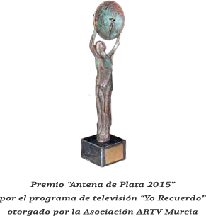 Premio Antena de Plata 2015